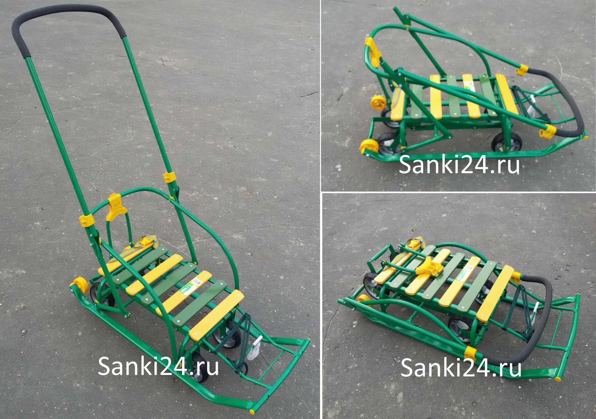 Санки Nikki 3